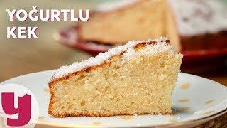 Yoğurtlu Kek Tarifi - Kek Tarifleri   Yemek.com