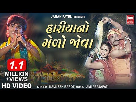 Hariya No Medo Jova : Tari Mari Jodi Kamlesh Barot : Gujarati Adivasi Dance :  Soormandir
