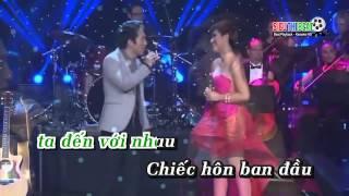 [Karaoke] Chuyện Tình Mình - Quốc Khanh & Nguyễn Hồng Nhung (DEMO)