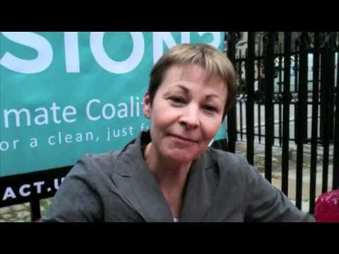 Adopt an MP - Caroline Lucas