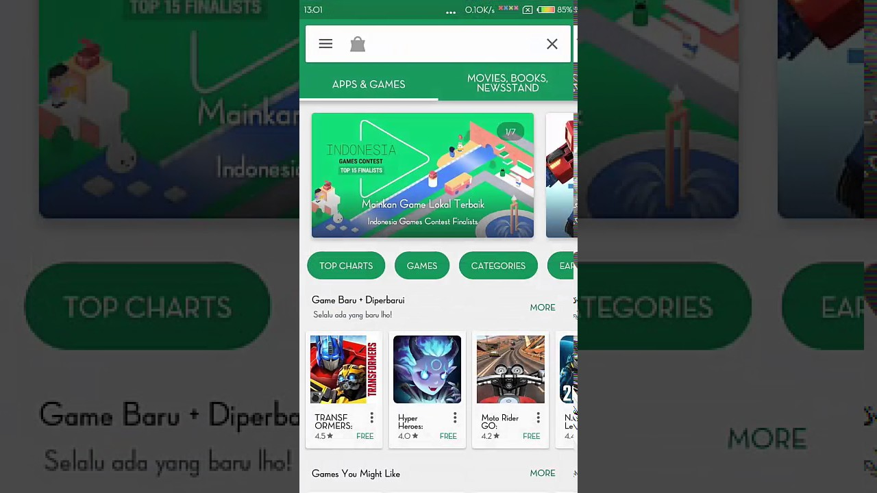 Cara Mengatasi Google Play Store Tidak Bisa Download Aplikasi