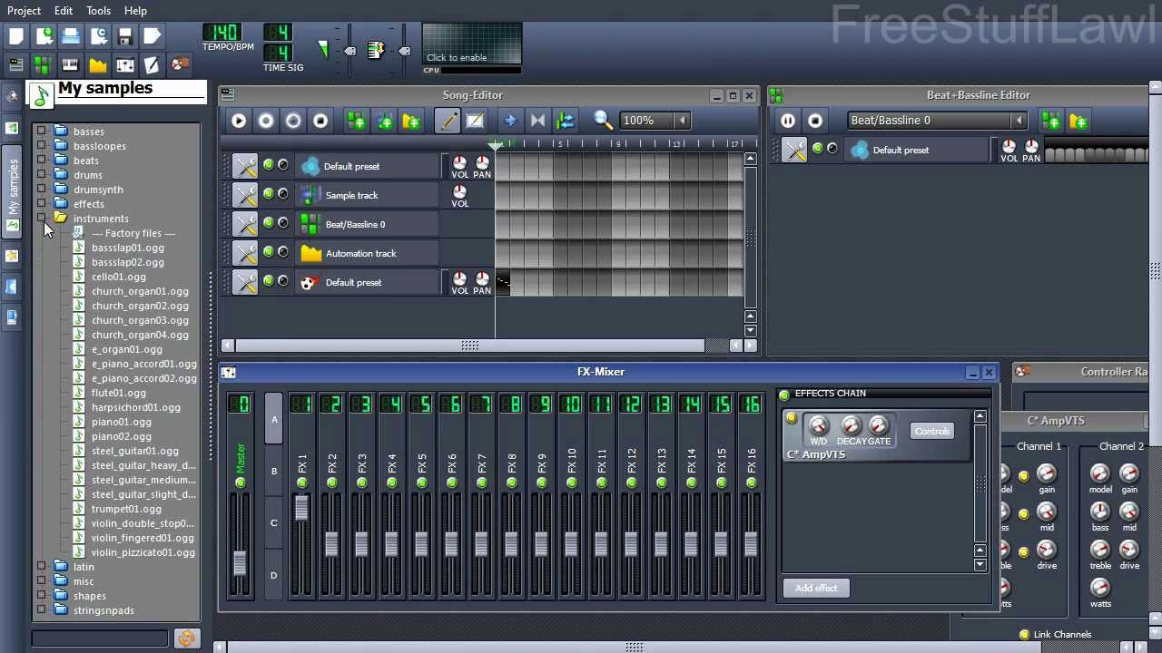 free beat making software similar to fl studio youtube
