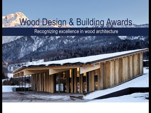 Wood Design & Building Awards 2016