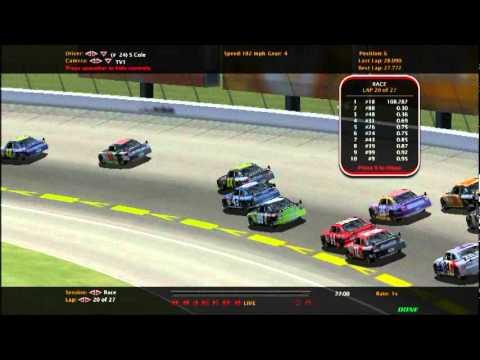 Nascar Pepsi Cup Series D1 Season 1 Race 18 Pizza Hut 400