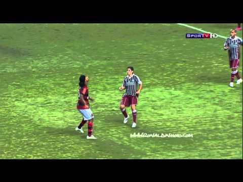 Great Ball Control by RONALDINHO