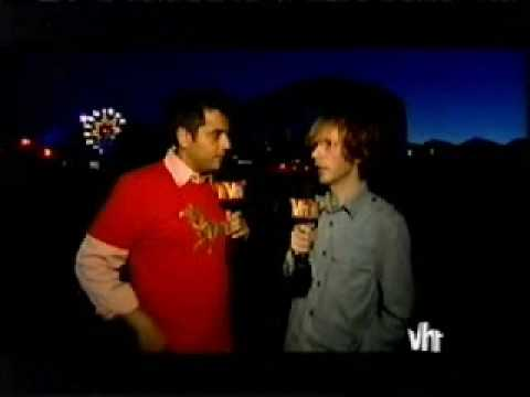 Beck - Interview at Vegoose Festival 2005