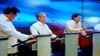 Presidential Debate sa UST (Dec 2 2009)