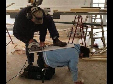 🌟🔷Men At Work Fails🔷🌟 – Funny accidents At Work Compilation