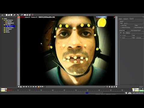 Cheap Facial Motion Capture