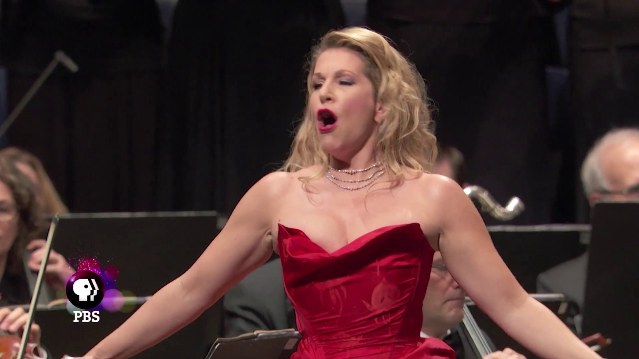 Live From Lincoln Center: New York Philharmonic New Year's Eve Enchanted Evening