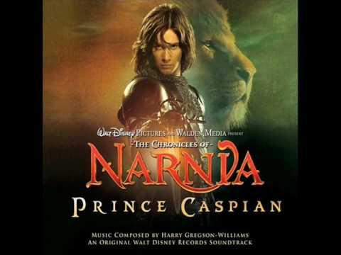 Prince Caspian Soundtrack ~ Raid On The Castle