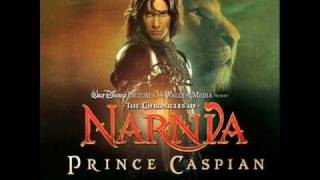 Prince Caspian Soundtrack ~ Raid On The Castle