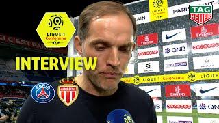 Interview de fin de match :Paris Saint-Germain - AS Monaco ( 3-1 ) / 2018-19
