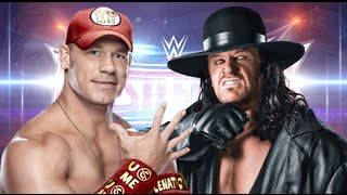 John Cena vs The Undertaker Wrestlemania 32 Promo HD