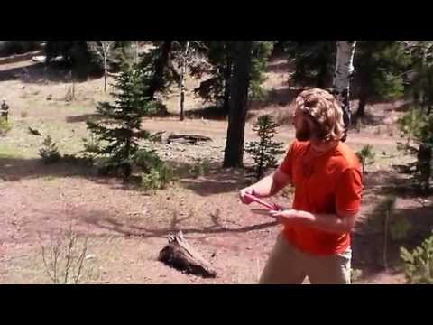 Disc Golf - Beaver Ranch in Conifer Holes 7-15