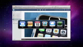 Apple's New MobileMe Launched June 2010