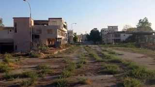 Вароша. Фамагуста. Съемки внутри мёртвого города. Famagusta Varosha