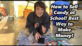 BOY MADE SELLING CANDY AT SCHOOL YouTube - Kid threatened suspension making 14000 selling sweets school