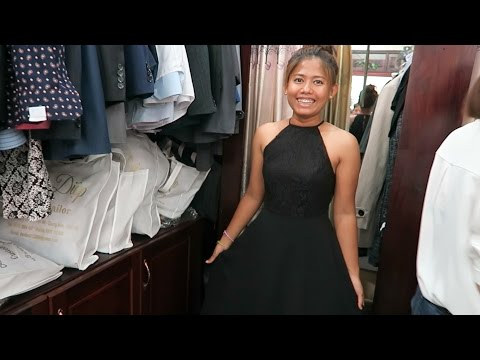 HOI AN Part 2: Custom Dresses // Vietnam
