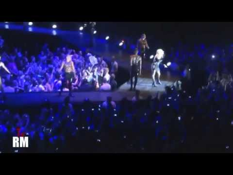 Lady Gaga - Born This Way Ball DVD Part 5 - Love Game  Willkommen - Cabaret  Telephone