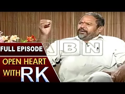 Actor R Narayana Murthy Open Heart With RK | Full Episode | ABN Telugu