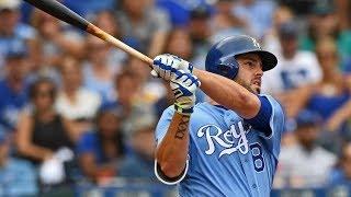 Kansas City Royals   2017 Home Runs (193) ᴴᴰ