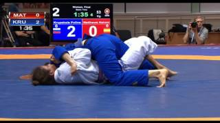 UWW - World Grappling Championship 2016 - GRAPPLING GI Finals - Part1