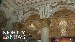 A Rare Look Inside Trump's Mar-a-Lago Club | NBC Nightly News