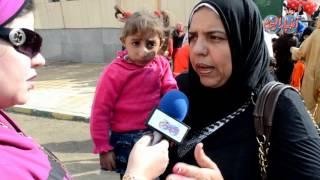 والدة طفلة من ذوى الاحتياجات الخاصة
