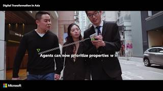 Ricacorp Hong Kong: Hot properties – beating the competition in sales with AI