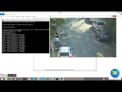 ALPR- Automatic License Plate Recognition - Free-Thesis