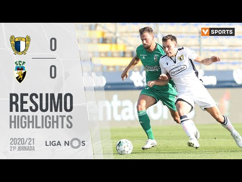 Famalicao SC Farense Goals And Highlights