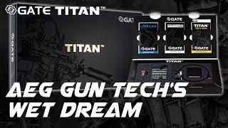 AEG Tech's Wet Dream – Gate Titan Mosfet - RedWolf Airsoft RWTV