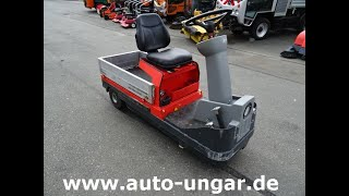 Youtube-Video Hako Sherpa M 5 Comfort Elektroschlepper