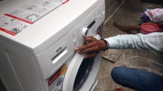 how to use ifb washing machine