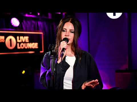 Lana Del Rey - FIXED Audio Break Up With Your Girlfriend, I'm Bored - BBC Live Lounge