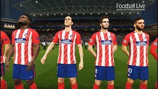 PES 2018 | Chelsea FC vs Atletico Madrid | UEFA Champions League (UCL) | Gameplay PC