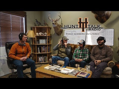 Randy Newberg's Hunt Talk Radio -  Montana Moose Hunt Musings