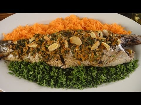 Lebanese Grilled Fish