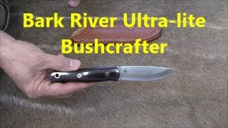 Bark River Ultra Lite Bushcrafter - EDC Knife by TheAmericanOutfitter