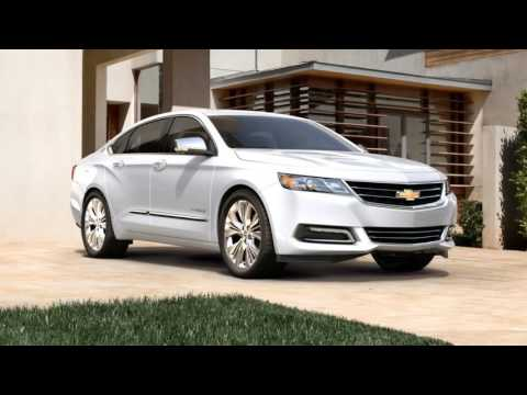 2017 Chevrolet Impala Premier In Depth Review Look