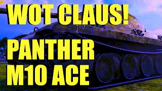 WOT - Panther M10 Ace | World of Tanks