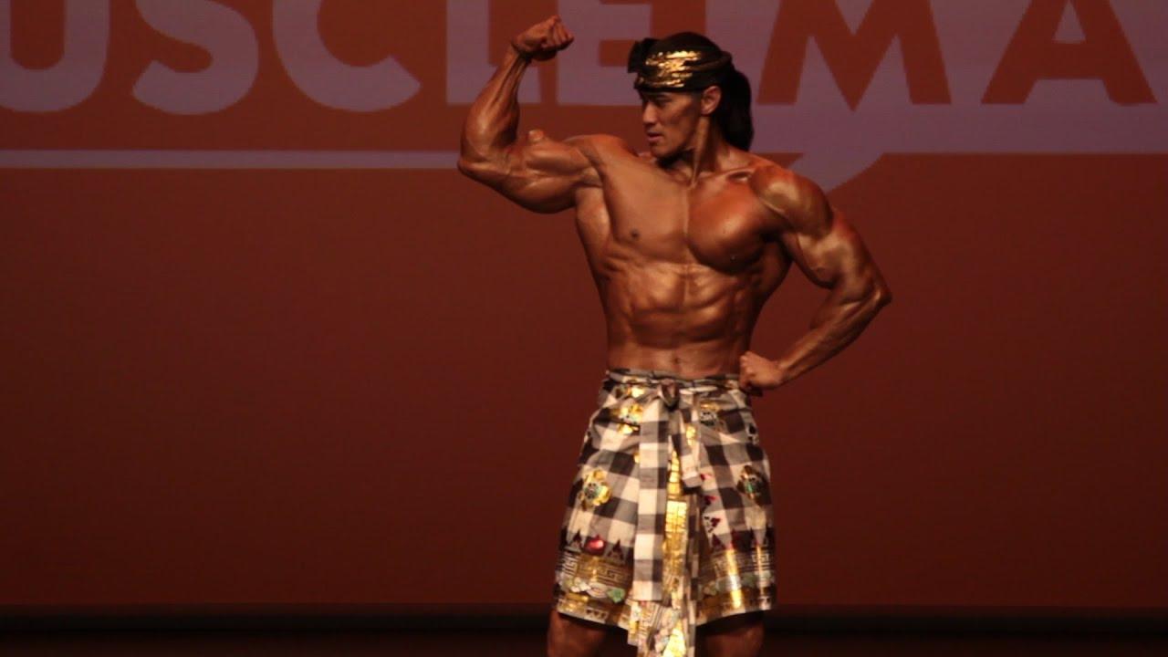 Indonesian Bodybuilding Icon - Ade Rai | Livefitter - YouTube