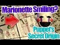 Marionette Smiling? The Puppet's Secret Origin Reveal!