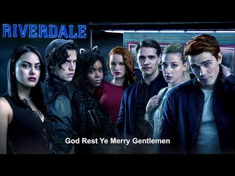 Riverdale Cast  God Rest Ye Merry Gentlemen  Riverdale 2x09 Music HD