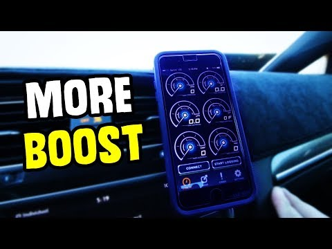MK7 GTI JB4 Settings for ultimate power - YouTube