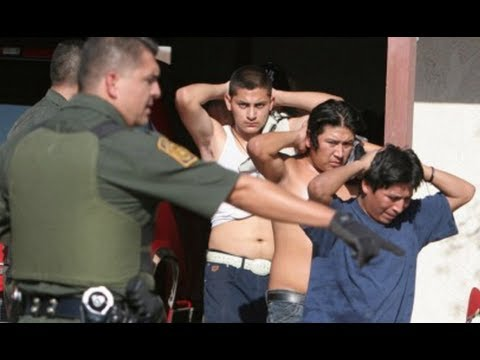"""Releasing Detained """"Illegal Immigrants"""": Good For America?"""