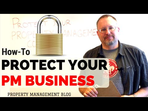 Protecting Your Property Management Business on the Internet