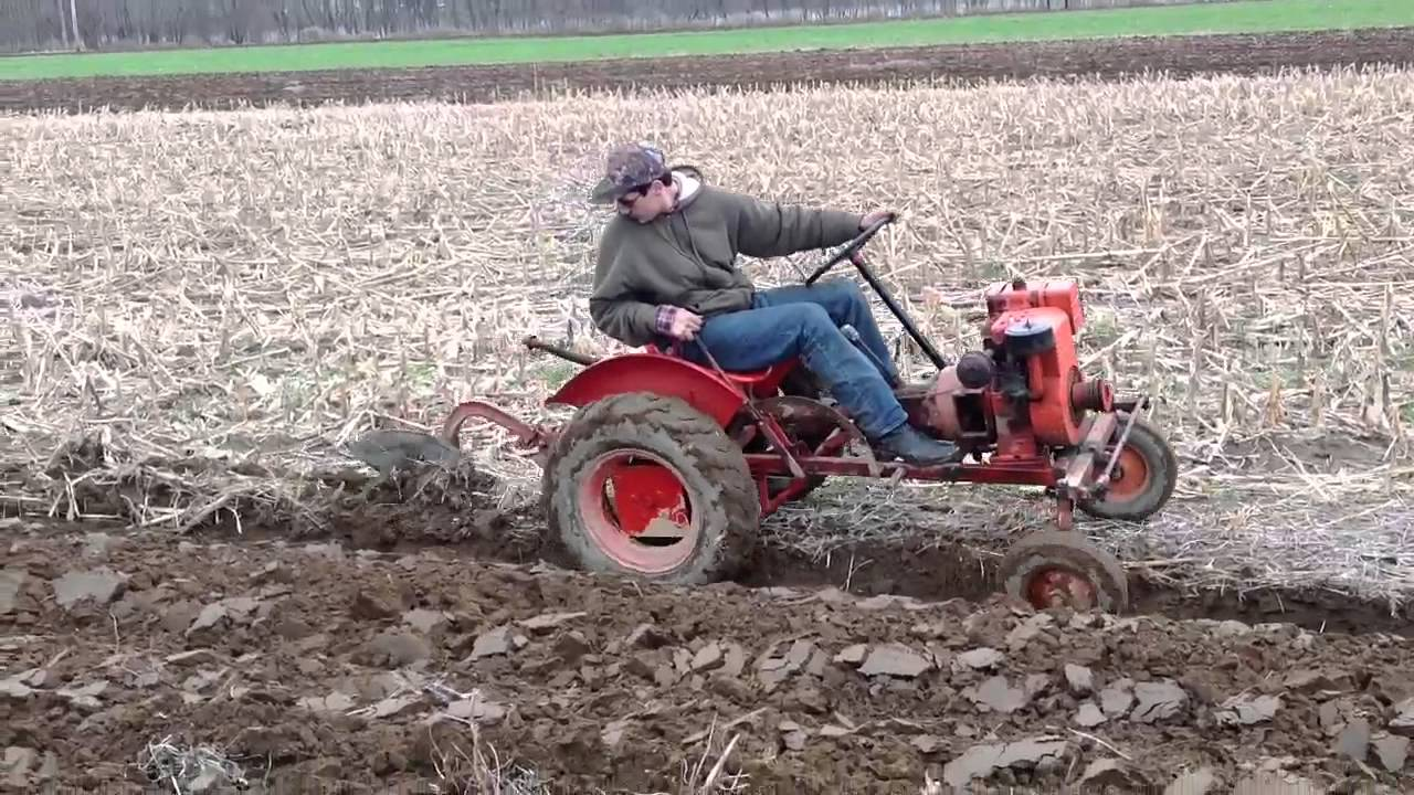 country squire plowing youtube
