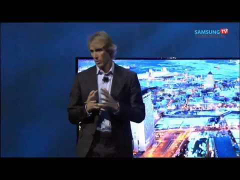 Michael Bay Meltdown Video - Walks Off Stage at CES (Post-Production Version)